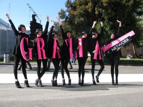 2012-Milano Fashion Week-Grazia International