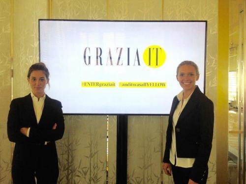 2015-Gruppo Mondadori-Grazia