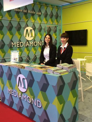 2016-Salone Internazionale del Mobile-Mediamond