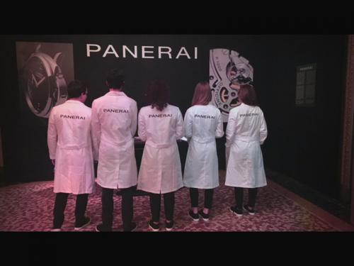 2017-Officine Panerai-Fuorisalone