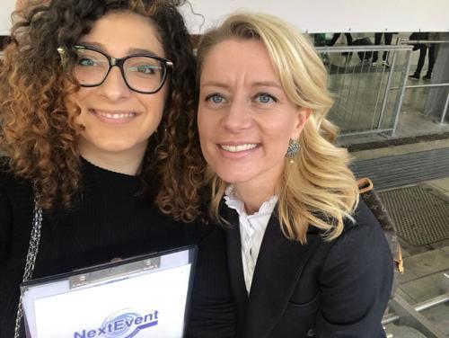 2018-Salone Internazionale del Mobile-Cristina & Carlotta