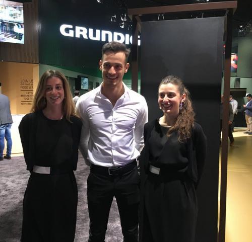 2018-Salone del Mobile-Grundig