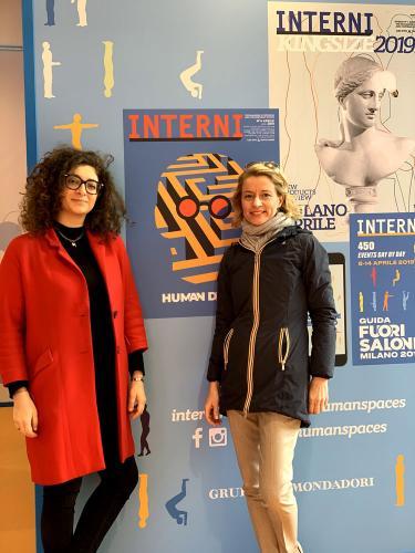 2019-Cristina&Carlotta-Salone del Mobile